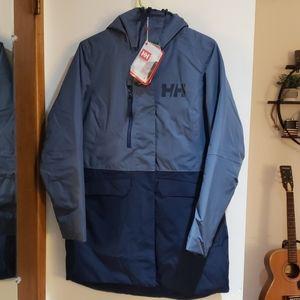 Color Block Helly Hansen Coat